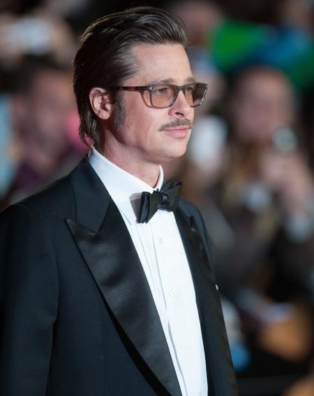 58th BFI London Film Festival - 'Fury' - Premiere  Featuring: Brad Pitt Where: London, United Kingdom When: 19 Oct 2014 Credit: Daniel Deme/WENN.com